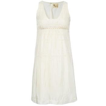Clothing Women Short Dresses Stella Forest ARO015 ECRU