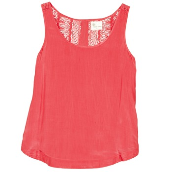 Clothing Women Tops / Sleeveless T-shirts Stella Forest ADE009 Pink