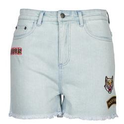 Clothing Women Shorts / Bermudas American Retro BORIS Blue