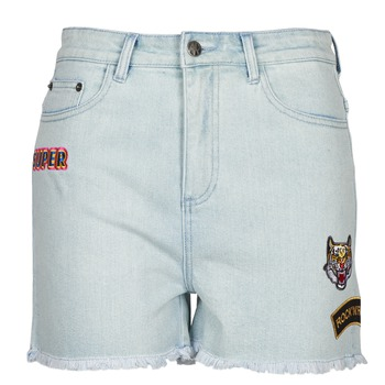 Clothing Women Shorts / Bermudas American Retro BORIS Blue
