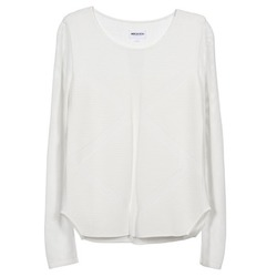 Clothing Women jumpers American Retro GEMMA White