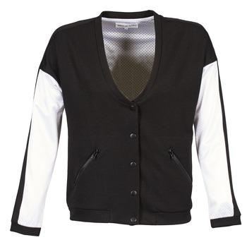 Clothing Women Jackets American Retro CHARONNE Black / White