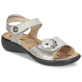 Shoes Women Sandals Romika IBIZA 67 Silver