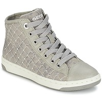 Hi top trainers Geox CREAMY B