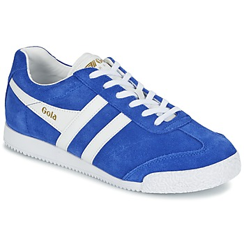 Shoes Women Low top trainers Gola HARRIER Blue / White
