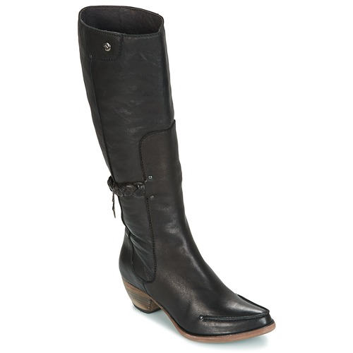 Shoes Women High boots Mosquitos KILLER Black