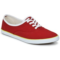 Shoes Women Low top trainers Veja DERBY Red