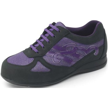 Shoes Women Low top trainers Calzamedi orthopedic sneakers PURPLE