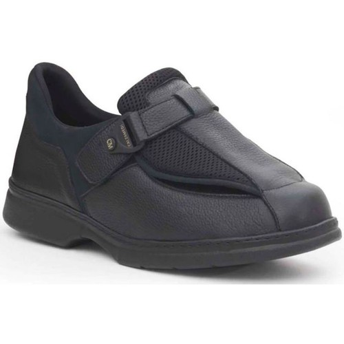 Shoes Men Loafers Calzamedi Special  insteps BLACK