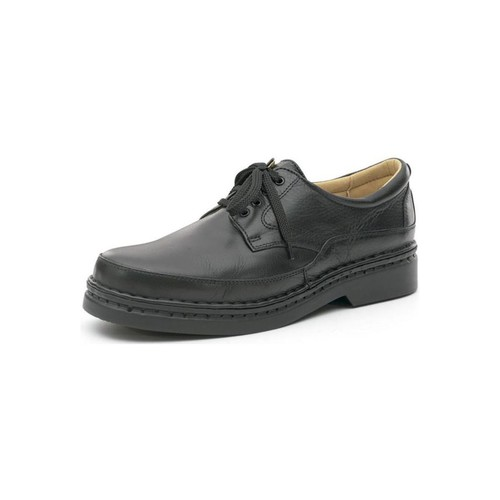 Shoes Men Derby Shoes Calzamedi shoe insoles BLACK