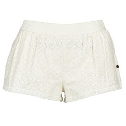 Clothing Women Shorts / Bermudas Element BROSS ECRU