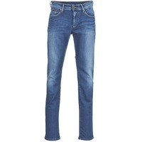 Clothing Men slim jeans Tommy Jeans SLIM SCANTON MIDC Blue / Medium