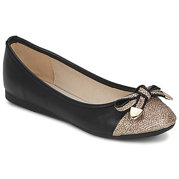 Shoes Women Flat shoes Moony Mood DAK Black