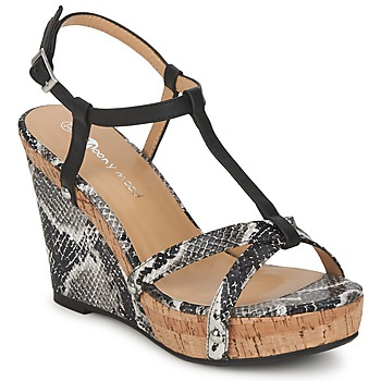 Shoes Women Sandals Moony Mood NILO Black