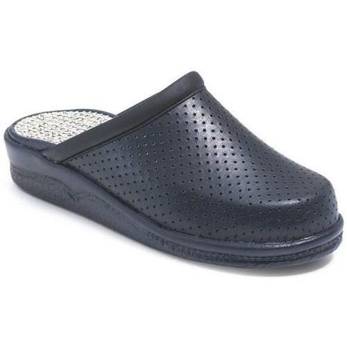 Shoes Clogs Calzamedi Comfortable contoured unisex clog MARINE