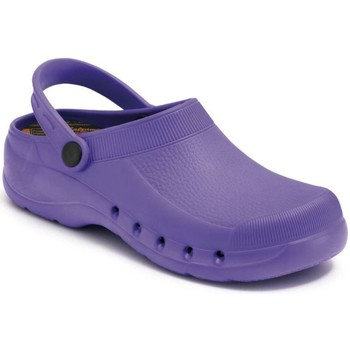 Shoes Clogs Calzamedi unisex clog comfortable anatomical pvc PURPLE