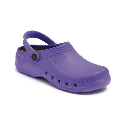 Shoes Clogs Calzamedi unisex clog comfortable anatomical pvc PURPLE