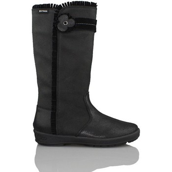 Shoes Girl Mid boots Biomecanics GARVALIN A-ORLANDO BLACK