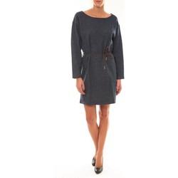 Clothing Women Short Dresses Coquelicot Robe 15219/611 marine Blue