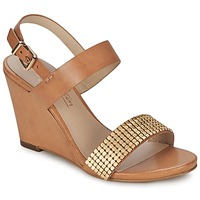 Shoes Women Sandals JB Martin 1OLE CAMEL / Gold