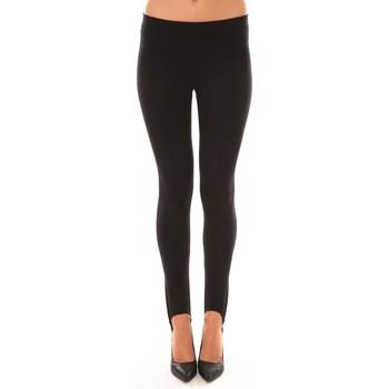 Clothing Women leggings Coquelicot Legging 15606/099 noir Black