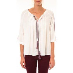 Clothing Women Tops / Blouses Dress Code Blouse 1645 blanc White