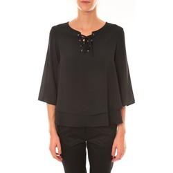 Clothing Women Tops / Blouses Dress Code Blouse 1652 noir Black
