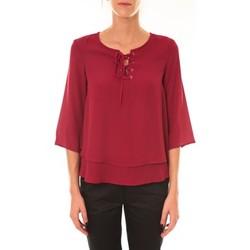 Clothing Women Tops / Blouses Dress Code Blouse 1652 bordeaux Red