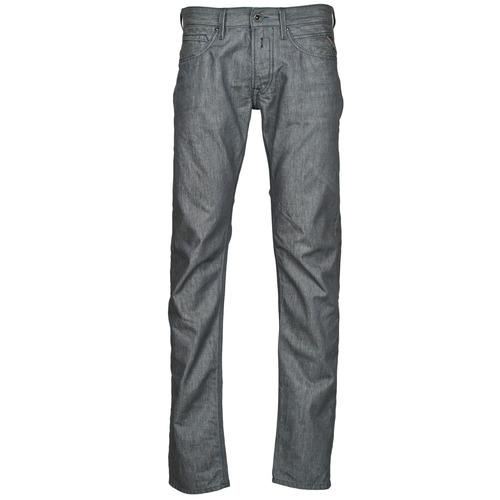 Clothing Men slim jeans Replay Jeto Grey
