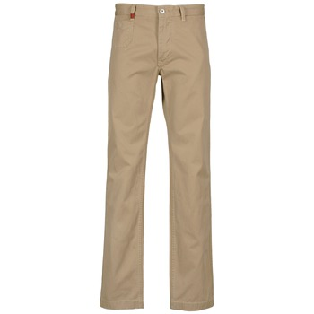 Clothing Men chinos Replay M9462 Beige