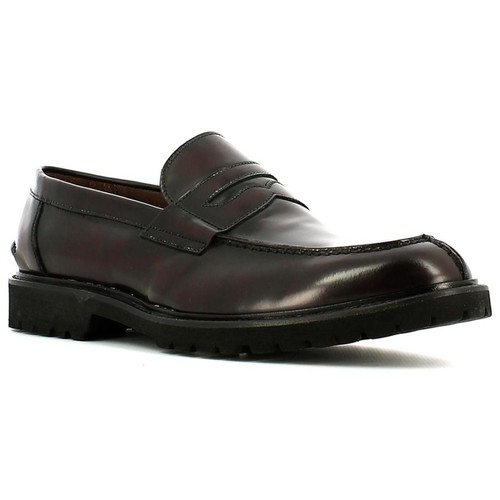 Shoes Men Loafers Rogers U180 Mocassins Man Bordo' Bordo'