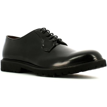 Shoes Men Derby Shoes Rogers 850G Elegant shoes Man Black Black