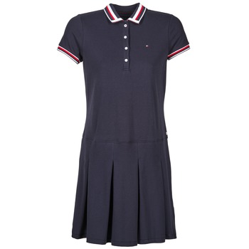 Clothing Women Short Dresses Tommy Hilfiger MELINDA MARINE