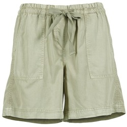 Clothing Women Shorts / Bermudas Tommy Hilfiger JUPITER BEIGE