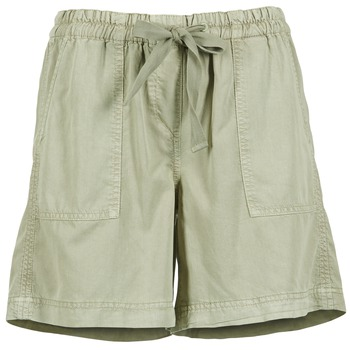 Clothing Women Shorts / Bermudas Tommy Hilfiger JUPITER KAKI