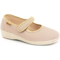 Shoes Women Flat shoes Calzamedi Dancers for orthopedic insoles BEIGE