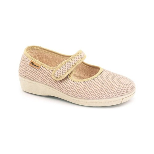Shoes Women Flat shoes Calzamedi Dancers for orthopedic insoles BEIGE