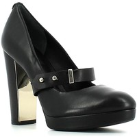 Shoes Women Heels Guess FL4KLS LEA08 Decolletè Women Nero