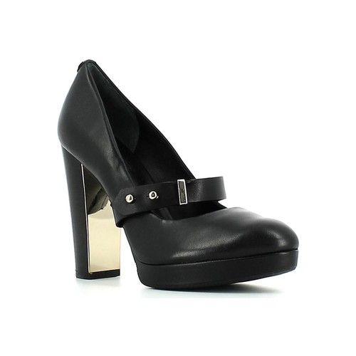 Shoes Women Heels Guess FL4KLS LEA08 Decolletè Women Black Black