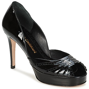 Shoes Women Heels Sarah Chofakian CAFE Black