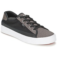 Shoes Men Low top trainers Creative Recreation KAPLAN Black / White