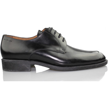 Shoes Men Derby Shoes Trotters COMPEY BLACK