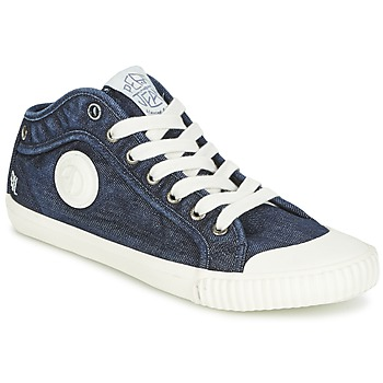 Shoes Men Low top trainers Pepe jeans INDUSTRY DENIM DENIM