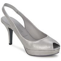 Shoes Women Heels Kennel + Schmenger FULDA Grey