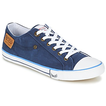 Shoes Men Low top trainers Kaporal ICARE MARINE