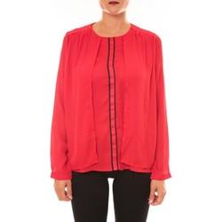 Clothing Women Tops / Blouses La Vitrine De La Mode By La Vitrine Blouse H12 rouge Red