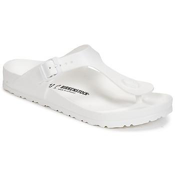 Shoes Flip flops Birkenstock GIZEH EVA White