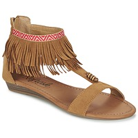 Shoes Women Sandals Refresh CONNELL CAMEL