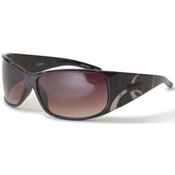 Watches Women Sunglasses Bloc Capricorn Sunglasses - Choc Brown