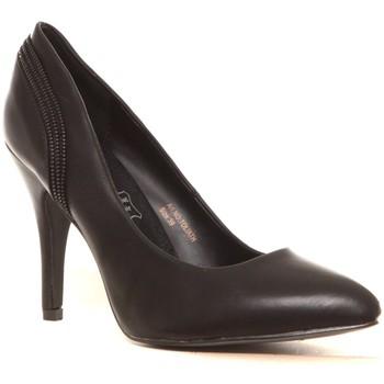 Shoes Women Heels Cassis Côte d'Azur Escarpins Goliath noir Black